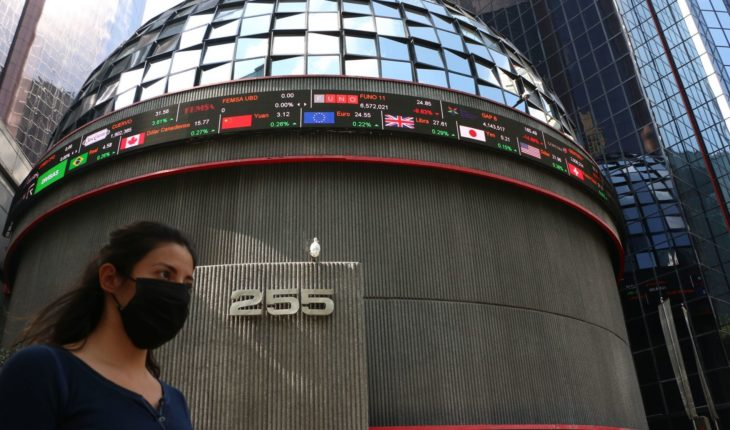 After heavy falls, the peso and the Mexican Stock Exchange recover