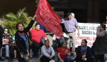 After protests make deputies payments to SNTE 53 teachers