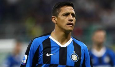 Alexis came in at the end and could not help Inter's defeat against Juventus
