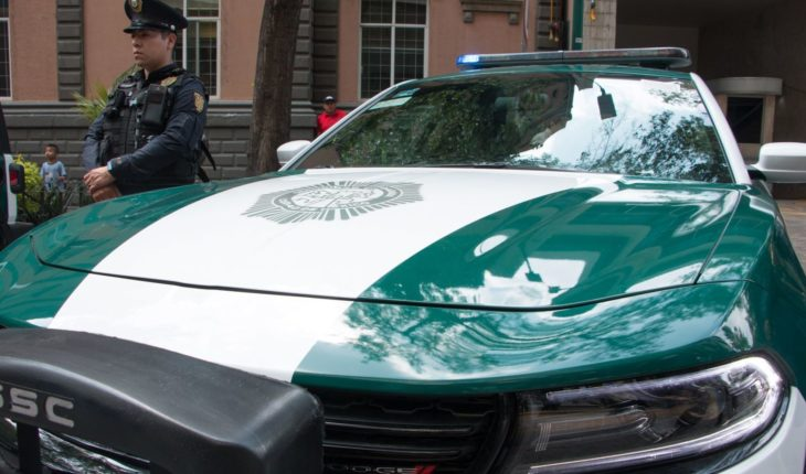 Alleged policeman, charged with sexual abuse against woman in Chapultepec