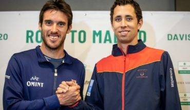 Argentina starts its way to Davis Cup against Colombia: schedule and TV