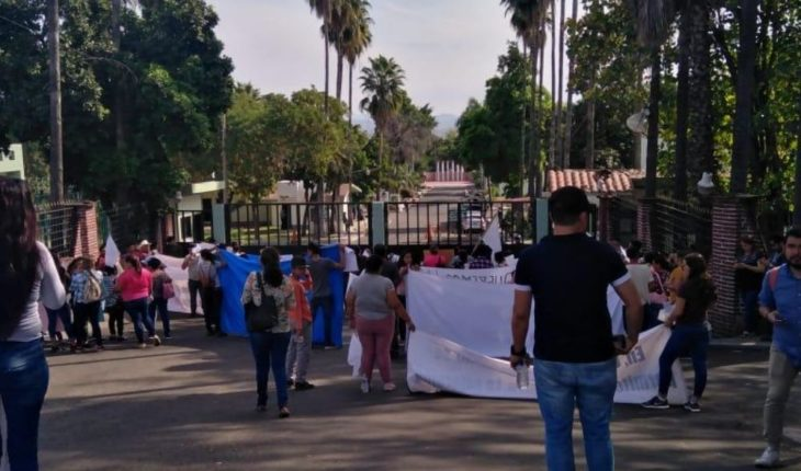 Authorities do not respond to request for military base in Tepuche, Culiacan