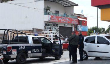 Balacera in Culiacan leaves two municipal policemen injured