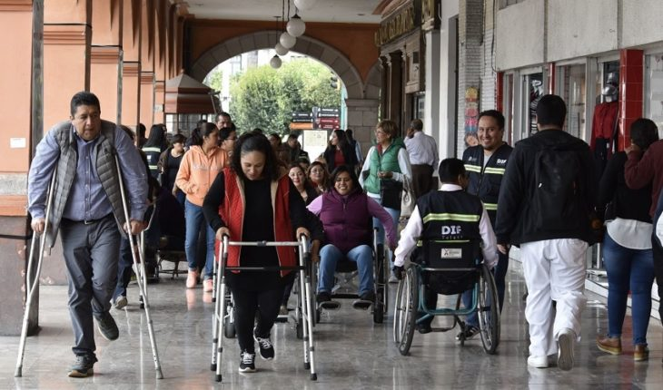 CDMX launches card to expedite paperwork for people with disabilities