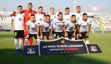 Colo Colo lost 2-0 to Jorge Wilstermannn for Copa Libertadores