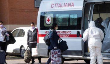 Coronavirus deaths in Italy increased again: 743 in 24 hours