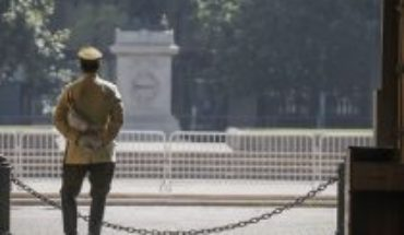 Coronavirus in La Moneda: Palace Guard Carabinero tests positive for Covid-19