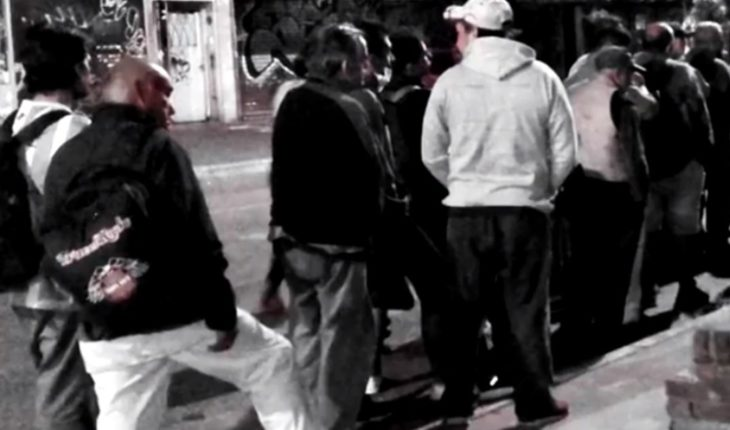 Demand assisted social isolation for people in street situations