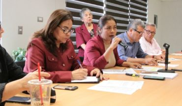 Deputies are absent, and do not dictate Sinaloa Works Act