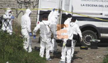 Driver is killed in municipality of Villa Jiménez, Michoacán