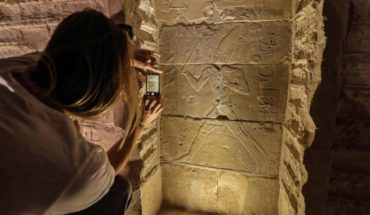Egypt reopened its oldest pyramid after 14 years of restoration