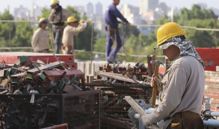 Formal construction employment fell by 3.9% in 2019