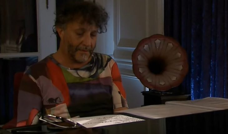 Full video: this is how Fito Páez's recital was experienced via streaming