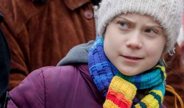 Greta Thunberg finds he is isolated with coronavirus symptoms