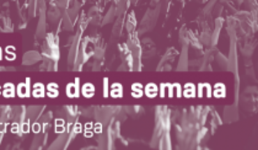 Highlights of the week at El Mostrador Braga: tips for coping with quarantine, gender inequality in medicines and more