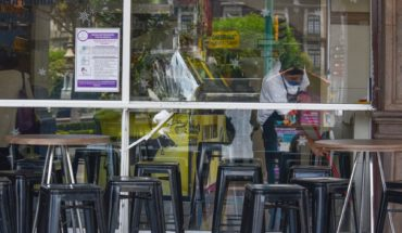 How do bars, theatres, cinemas and restaurants cope with closure in CDMX?