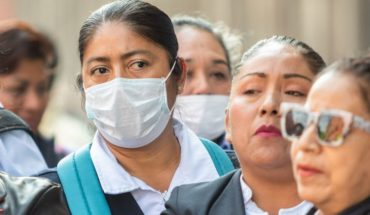 IMSS staff protests inputs to serve COVID-19 in CDMX