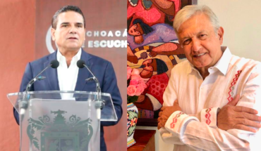 """""""Irresponsible to be called to leave home,"""" Silvano Aureoles on AMLO message"""