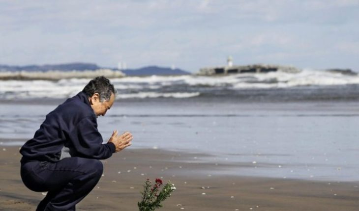 Japan recalls deadly tsunami without official act by virus
