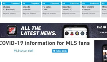MLS launches covid-19 help platform