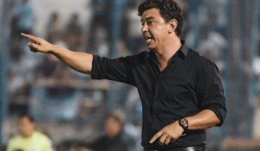 "Marcelo Gallardo: ""Congratulations to Boca for this championship"""
