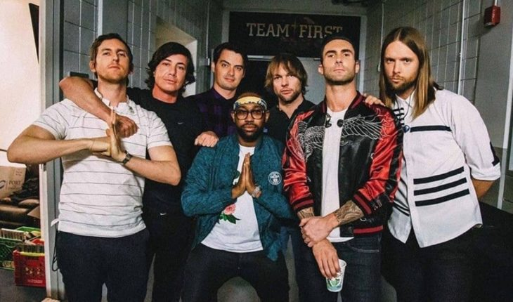 """Maroon 5, after suspending the show: """"We are sorry to disappoint our fans"""""""