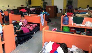 Migrants in Hostels in Ciudad Juarez fear for coronavirus crisis