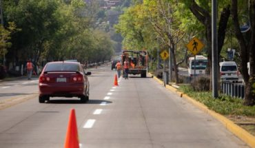 Morelia City Council reported cleaning in flood risk areas