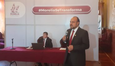 Morelia has raised 348 million pesos for property tax