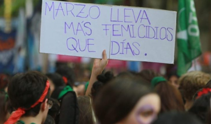"""No more femicide and gender-based violence: they call for a """"national ruidazo"""""""