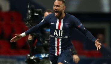 PSG turned the series around and got into the Champions League quarter-finals