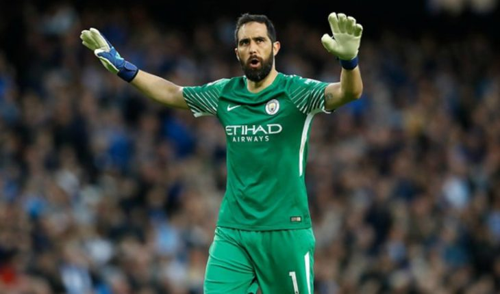 """Pep Guardiola got rid of Bravo in praise: """"I'm very delighted, from the beginning"""""""