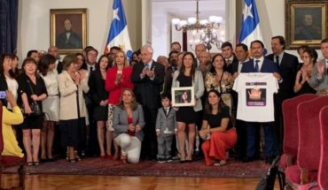 Piñera enacted the Gabriela Law that expands the scope of sentences for femicide