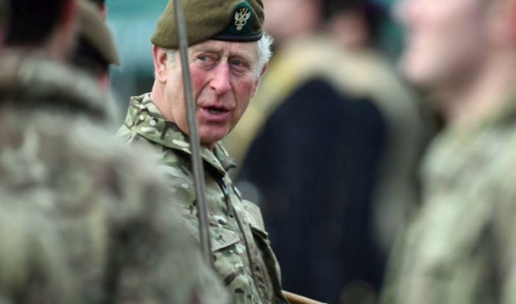 Prince Charles of England tested positive for coronavirus