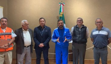 Public activities are suspended in Pátzcuaro; by coordination before Covid-19