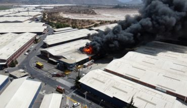 Pudahuel municipality to complain against an explosion-causing company in warehouses