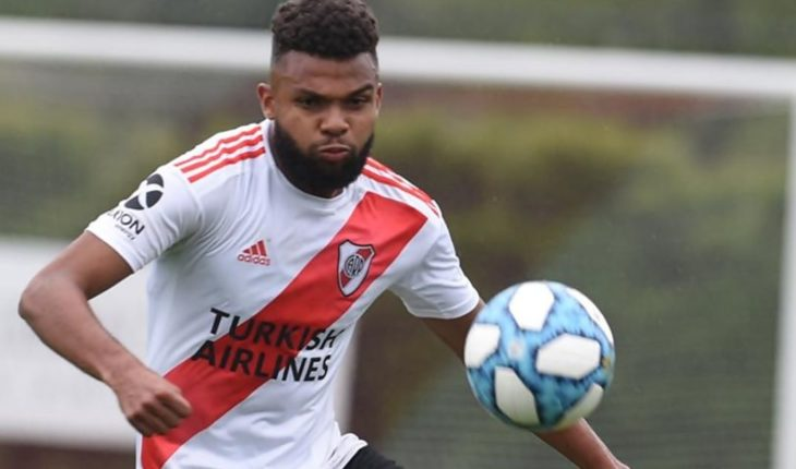 River isolated a reserve player for coronavirus-compatible symptoms