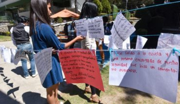 Students of Baccalaureates in Oaxaca denounce master bully
