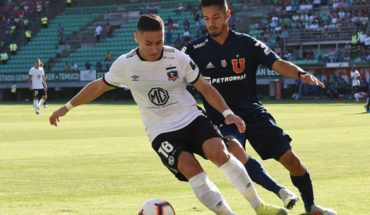 Superclassic between the 'U' and Colo Colo was scheduled for March 22