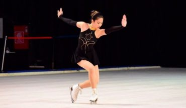 The Argentine skater who wears four quarantines escaping the coronavirus