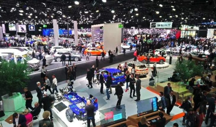 The Frankfurt Motor Show changes headquarters