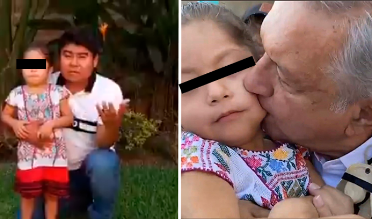 """""""The Girl"""" Dad Asks You to Stop Dirty War Against AMLO Using Your Daughter's Image (Life)"""