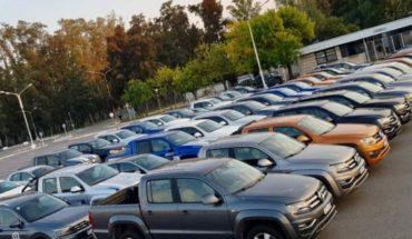 The automotive sector is made available to fight coronavirus