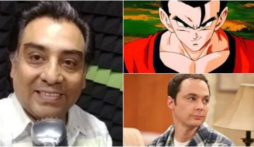 The voice actor Luis Alfonso Mendoza failed, after an attack with wife and brother-in-law