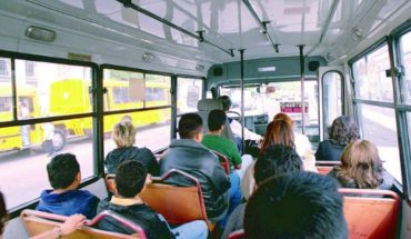 There will be free transport for women on March 8, in Morelia