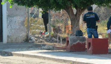 They find a body on the property of Infonavit Palo Alto in Zamora, Michoacán