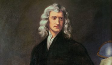 They find a strange manuscript by Isaac Newton