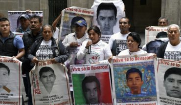 They find remains linked to the Ayotzinapa case; will be analyzed in Innsbruck