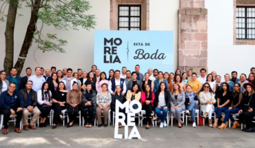 They seek to make Morelia a wedding destination
