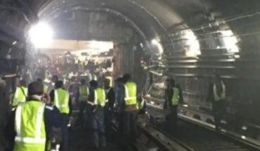 Tomorrow resume operations at CDMX subway stations